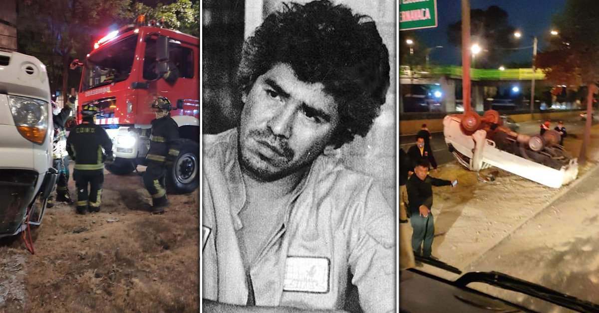 Blow to the Sinaloa Cartel: The Cocaine Shipment that overturned in a van in CDMX would be worth USD 40 million and would belong to Caro Quintero