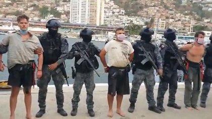 Los detenidos durante la Operación fueron sometidos a un proceso judicial por la justicia chavista