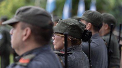 Las capacitaciones estarán a cargo de Gendarmería (Adrián Escandar)