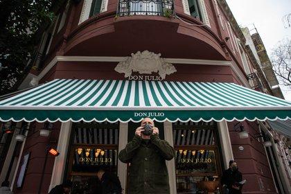 Por primera vez, la parrilla palermitana Don Julio en Buenos Aires ocupa el puesto No.1, asegurando su estatus como el Mejor Restaurante de América Latina (Franco Fafasuli)