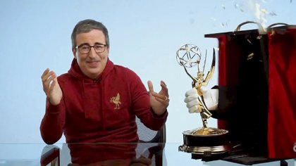 John Oliver (Foto: The Television Academy y ABC Entertainment vía AP)