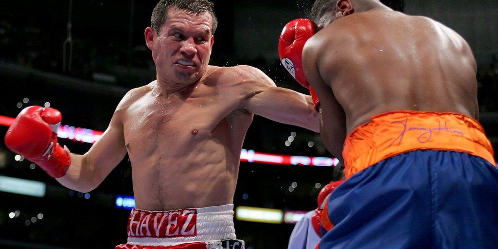 Fue El Mejor Boxeador Del Mundo Pero Las Drogas Le Arrebataron Todo La Más Dura Batalla De Julio César Chávez Infobae