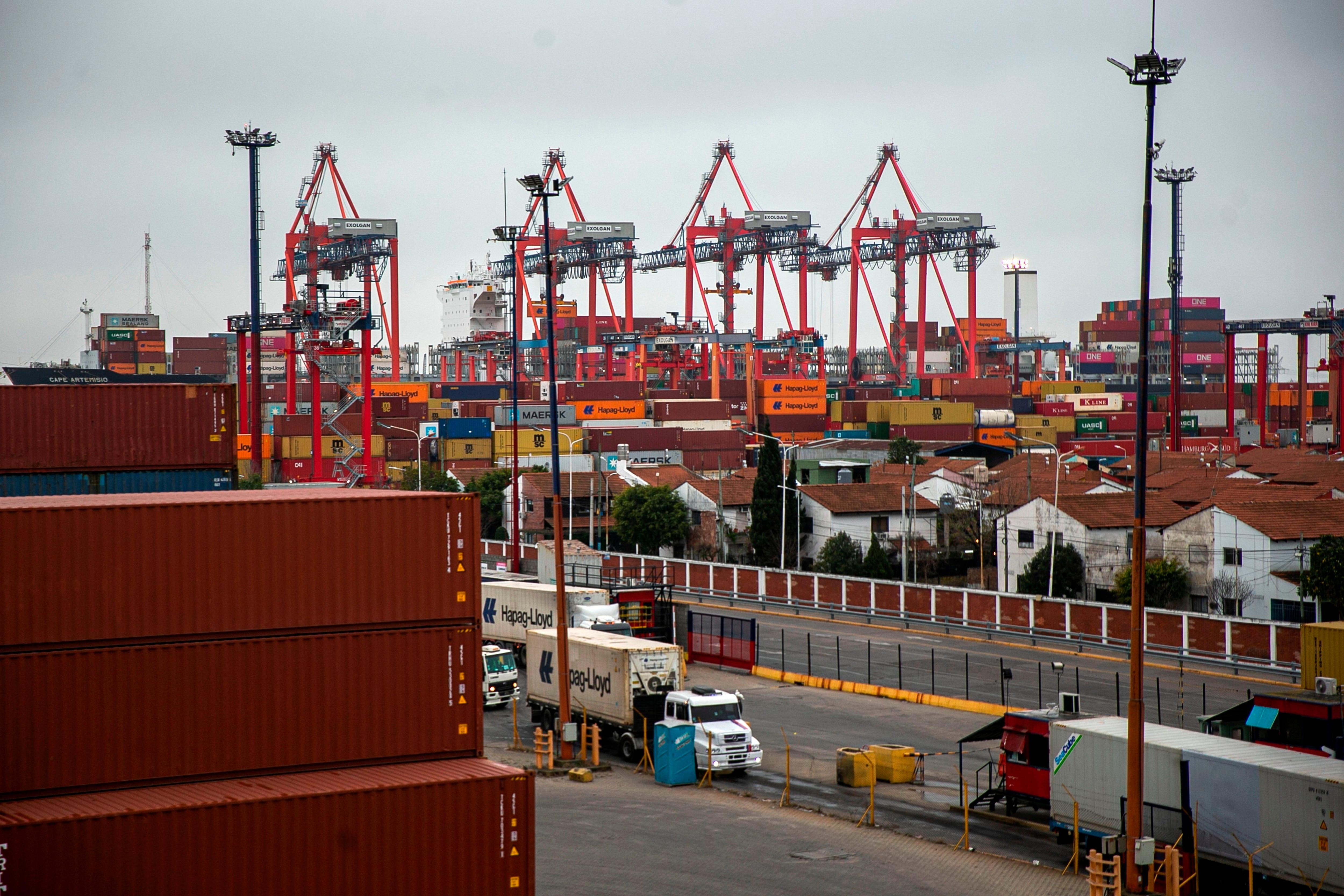 Los puertos del país se suman a la tecnología digital