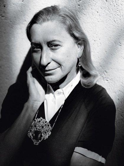 Miuccia Prada es la nieta de Mario Prada, el fundador de la marca italiana