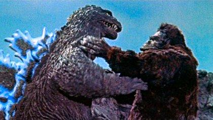 Godzilla vs Kong: cómo han cambiado desde su primera aparición en cine -  Infobae