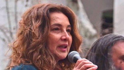 Angélica Graciano, secretaria general de Ute-Ctera (@utectera)