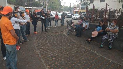 Candidatos de Movimiento Ciudadano fueron amenazados en Azcapotzalco