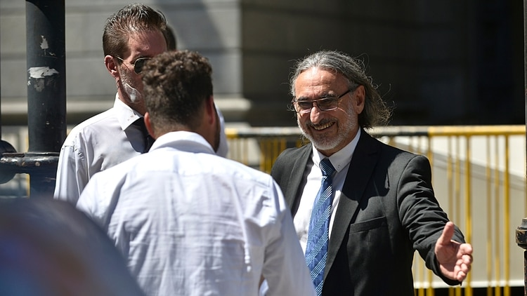 Luis Basterra, ministro de Agricultura (Gustavo Gavotti)