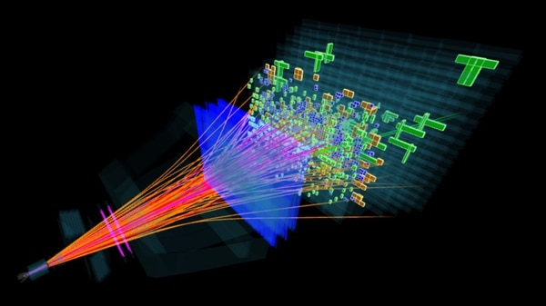 Resultado de imagen de Foto de El hallazgo de una nueva partícula abre un nueva era para la física