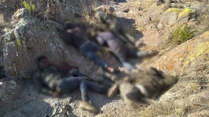 La guerra en Zacatecas se agudizó en los últimos dos meses, pues la entidad es clave por su posición estratégica para el tráfico de drogas (Foto: Twitter@CODIGO_NEGROMX)