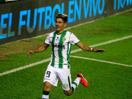 Agustín Fontona, la nueva carta de gol para River (NA)
