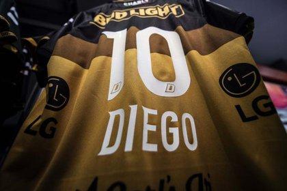 La casaca de los Dorados que ya se vende en Culiacán