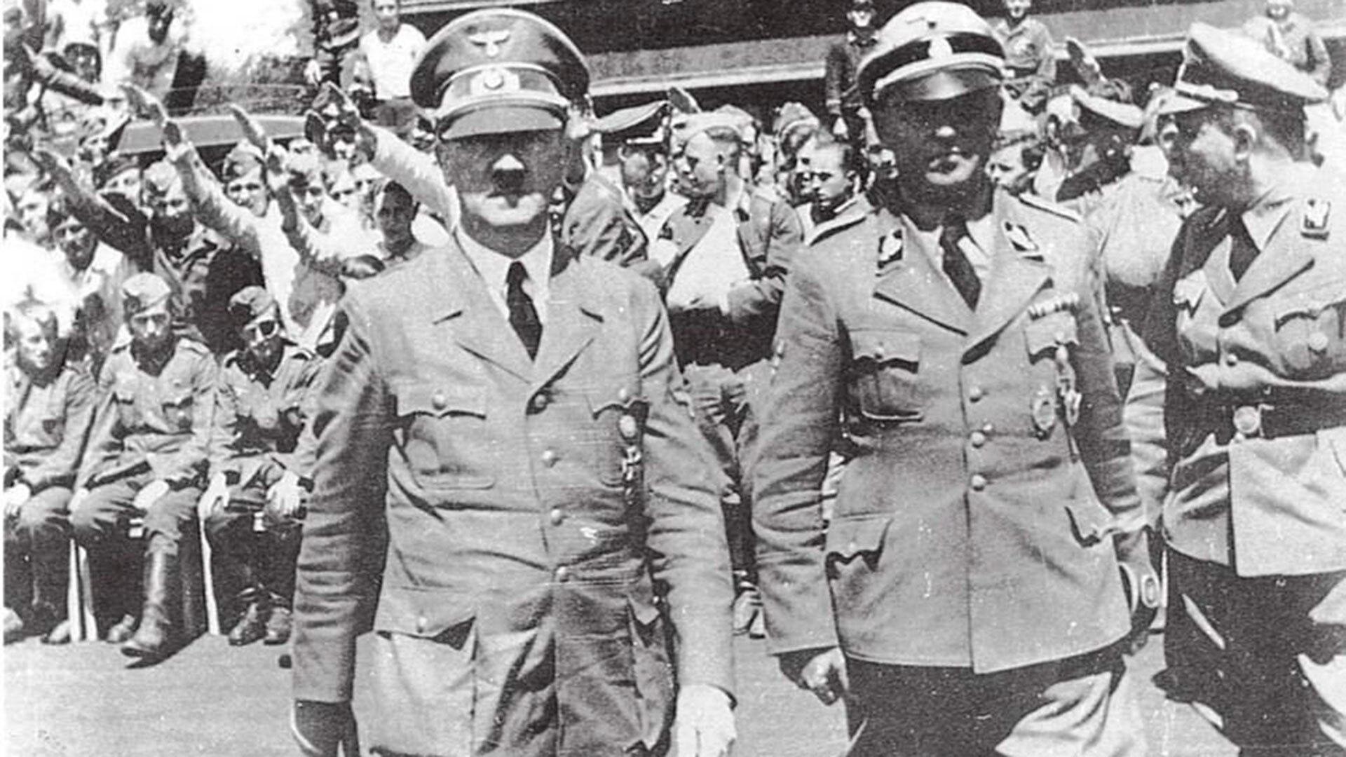 Peliculas Porno De Nazis documentos desclasificados revelaron nueva información sobre