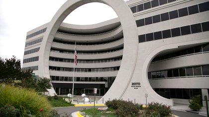 La sede de FinCEN en Vienna, Virginia, EEUU (foto: Scilla Alecci).