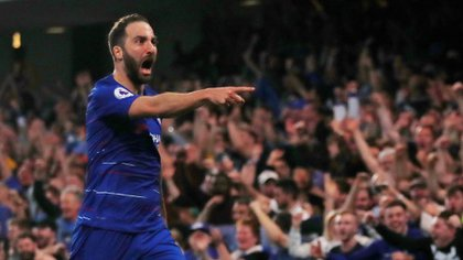 Gonzalo Higuaín volverá la Juventus, dueño de su pase (Reuters)