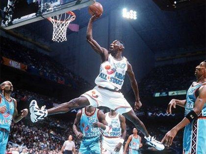 Shawn Kemp jugó 14 temporadas en la NBA
