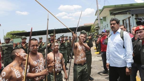 8) Ciudad Guyana, Venezuela (REUTERS)