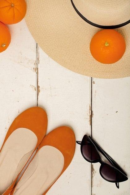 Al ser un color estridente, el naranja es altamente visible, logra captar rápidamente la atención del otro. Se utiliza para señalizar, como, por ejemplo, en los conos de transito (Getty)
