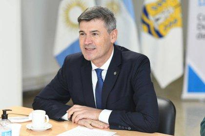 El viceintendente de Córdoba, Daniel Passerini