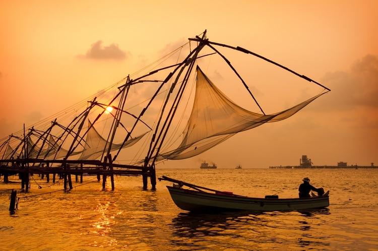 La Bienal de Kochi-Muziris de cuatro meses de duración es el evento más grande de este tipo en el sur de Asia (Shutterstock)