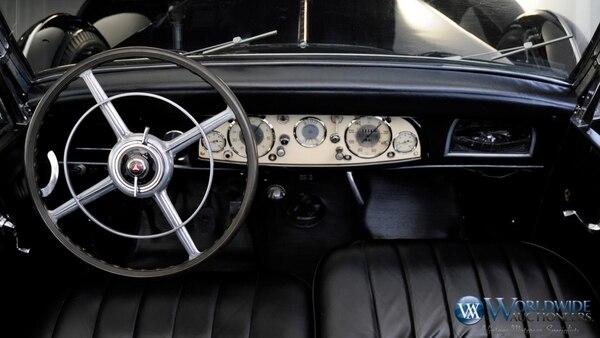 El Mercedes W150 770k Grosser Offener Tourenwagen se conserva en gran estado. En 1973 se vendió a 153 mil dólares en una subasta: era para entonces el auto más caro del mundo