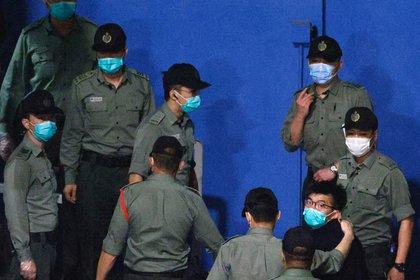 Hong Kong, China, el 4 de marzo de 2021. REUTERS / Tyrone Siu / Foto de archivo