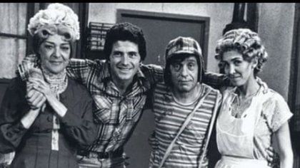 This is how Héctor Bonilla broke hearts at Chavo del 8 1