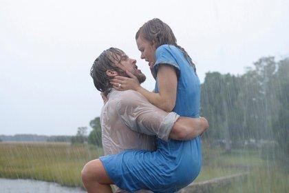 Ryan Gosling y Rachel McAdams (Grosby)