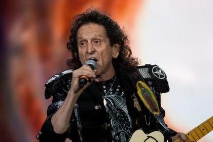 El rockero ofreció un concierto en el Catrina Music Fest. (Foto: Archivo/Cuartoscuro)