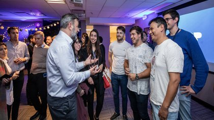 """Se inscribieron más de 80 proyectos, y de esa cantidad fueron seleccionados los 10 más disruptivos y prometedores para que participen de un """"bootcamp"""" en Buenos Aires invitados por Banco Patagonia"""