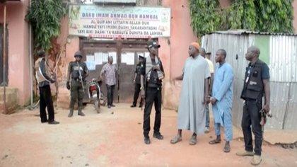 El centro nigeriano funcionaba como una especie de reformatorio religioso
