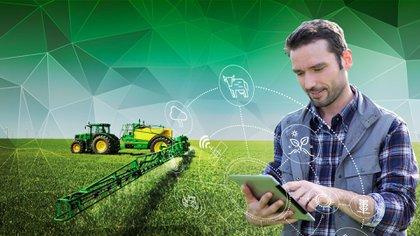 La tecnología es una de las claves de supervivencia de la agricultura en el futuro, combatiendo, en paralelo, la progresiva y veloz pérdida de superficie cultivable