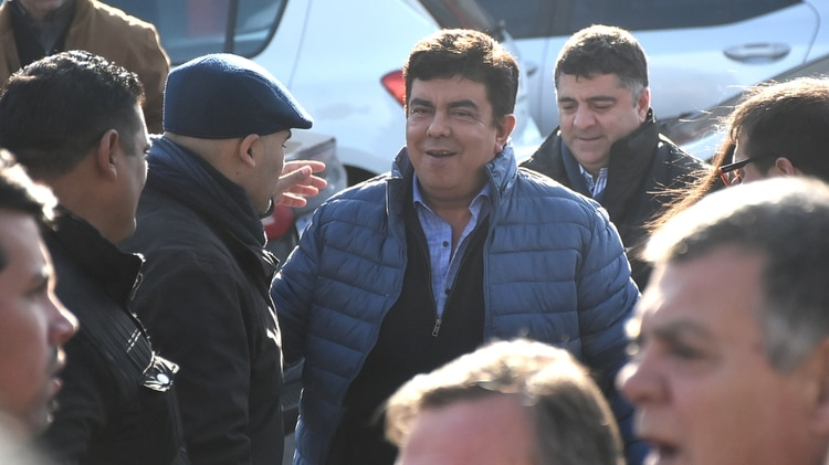 El candidato a intendente de La Matanza, Fernando Espinoza