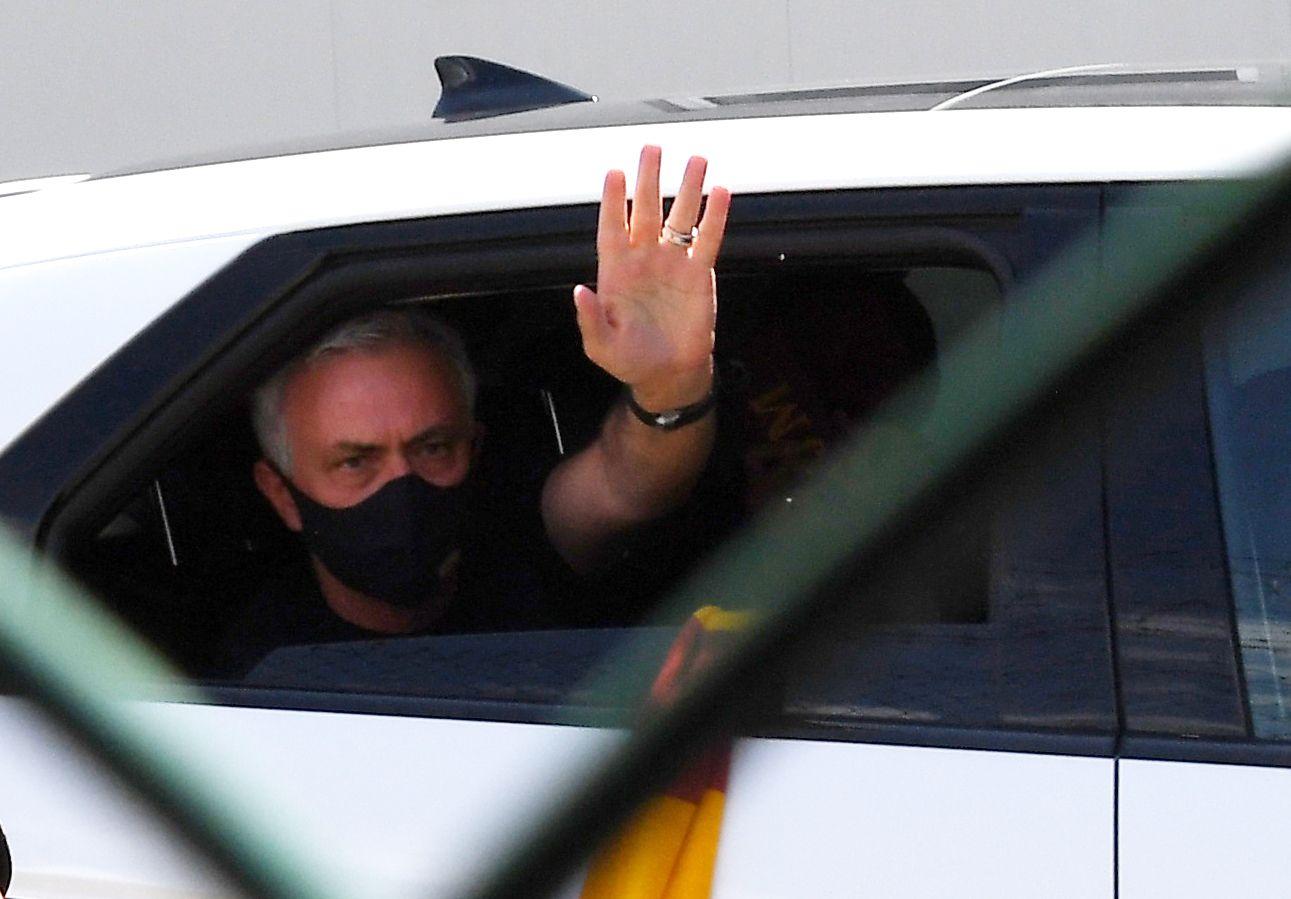 José Mourinho pidió tiempo para armar un equipo competitivo y sostenible (Reuters)