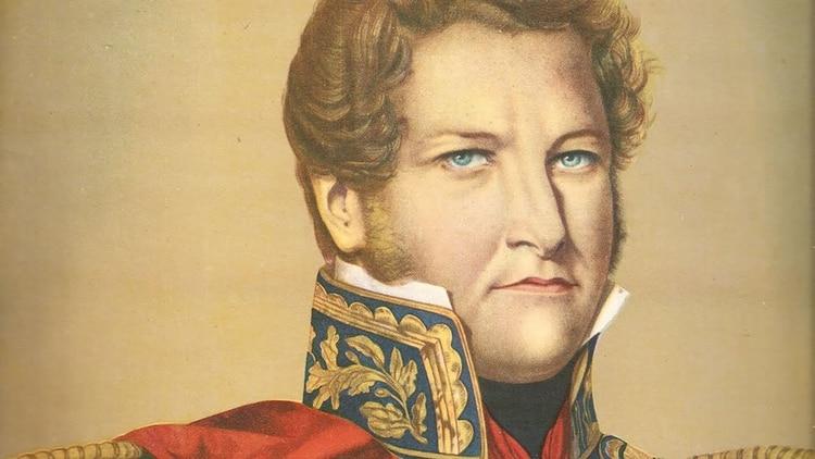 Juan Manuel de Rosas y su mujer se conocieron en 1813 y decidieron casarse de inmediato