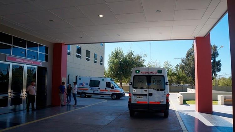 La médica fue a asistir a su hermano, quien se contagió en Buenos Aires