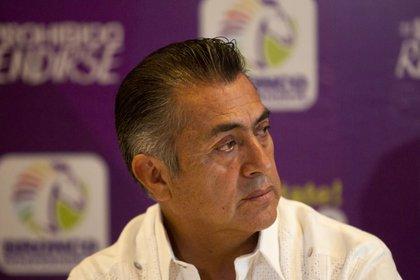 Jaime Rodríguez Calderón dio negativo a su prueba de COVID-19 (Foto: Cuartoscuro)