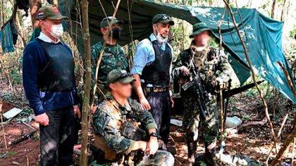 El gobierno calificó de exitoso el operativo (@MaritoAbdo)