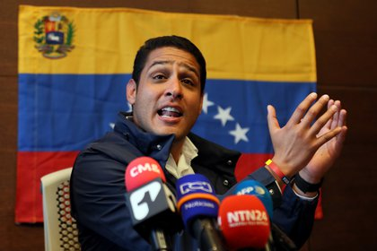 El médico y diputado venezolano Juan Manuel Olivares. Foto: EFE