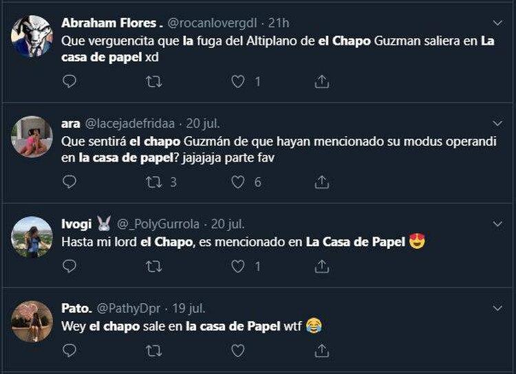 """En redes sociales se comentó mucho el nombramiento de """"El Chapo"""" (Foto: Twitter)"""
