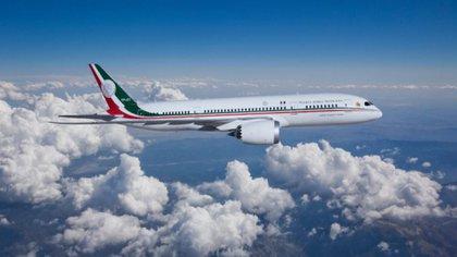 La venta del avión presidencial fue una de las promesas de campaña de López Obrador (Foto: Presidencia)