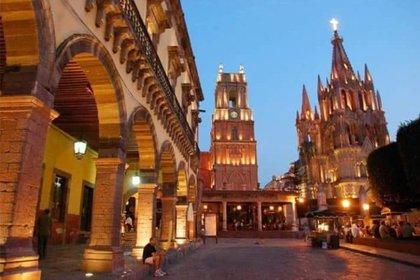 La plataforma tiene el objetivo de promover los atractivos turísticos como los Pueblos Mágicos de México (Foto: Twitter@MiguelCalabria3)