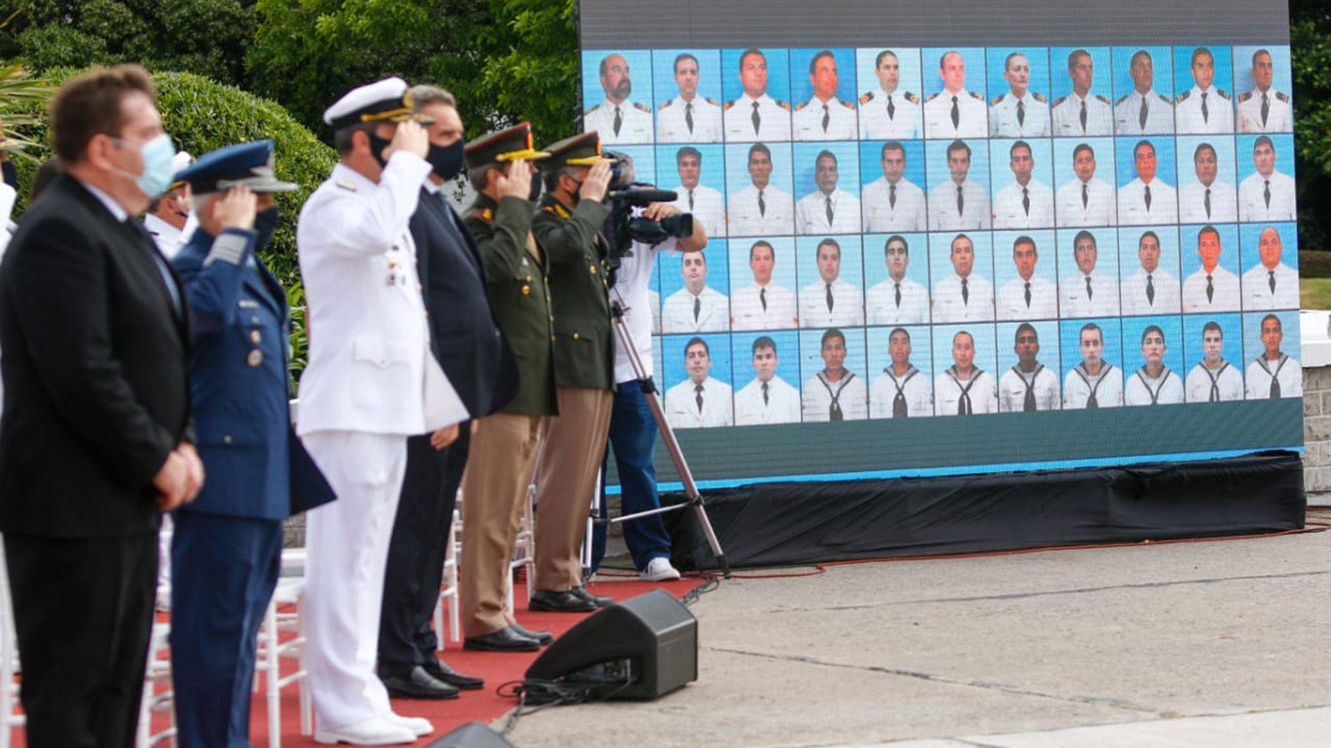 3 años del aniversario del Ara San Juan