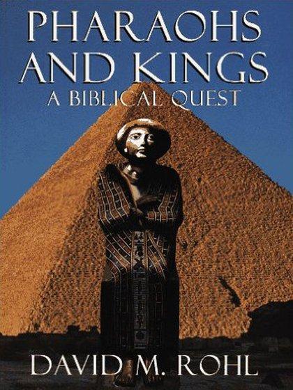 El libro del egiptólogo británico que cree haber identificado a José