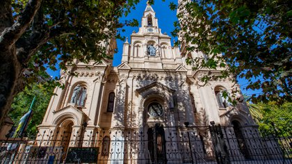 Las fachadas de algunas iglesias, una verdadera reliquia arquitectónica