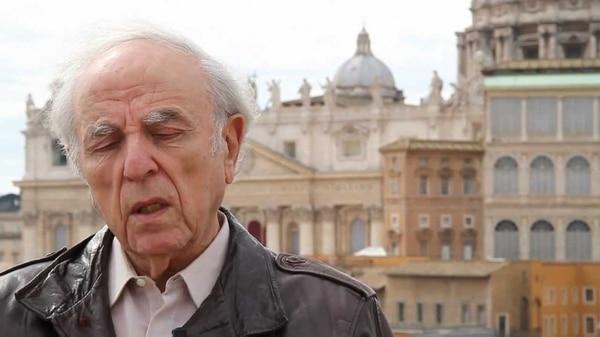 Baruj Tenembaum, fundador de la Fundación Internacional Raoul Wallenberg