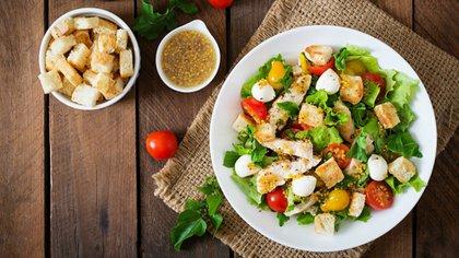 La comida orgánica gana cada vez más adeptos