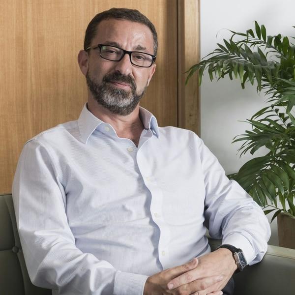 Guido Ipszman,gerente general de Dell para la Argentina