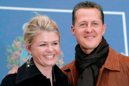 Michael Schumacher volverá a ser intervenido quirúrgicamente con células madre (EFE)