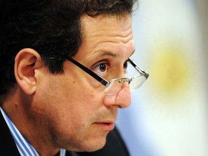 El presidente del Banco Central de la República Argentina, Miguel Pesce. (NA)